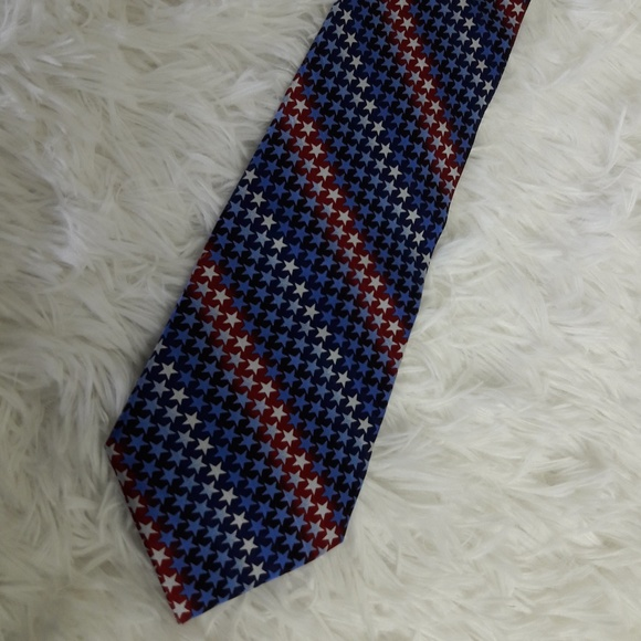 Ties to America Other - Ties to America Tie Stars USA Red White Blue